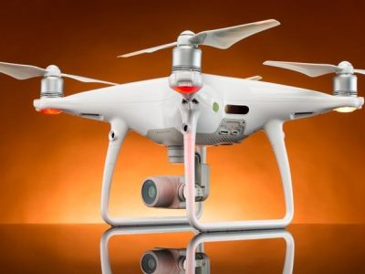 A drone with all latest technology