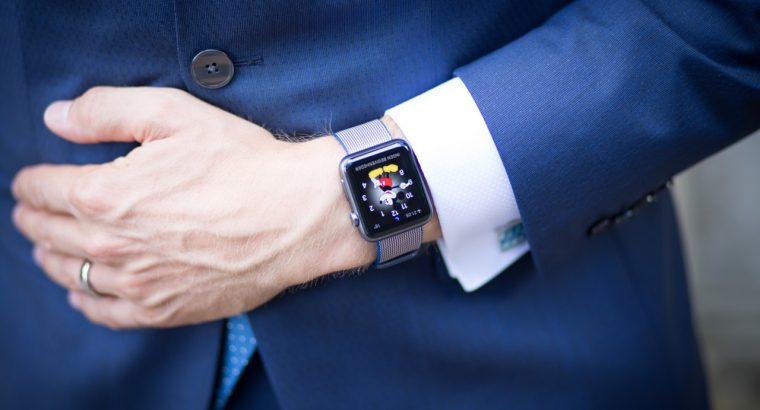 Apple Watch Series 4 with beautiful design